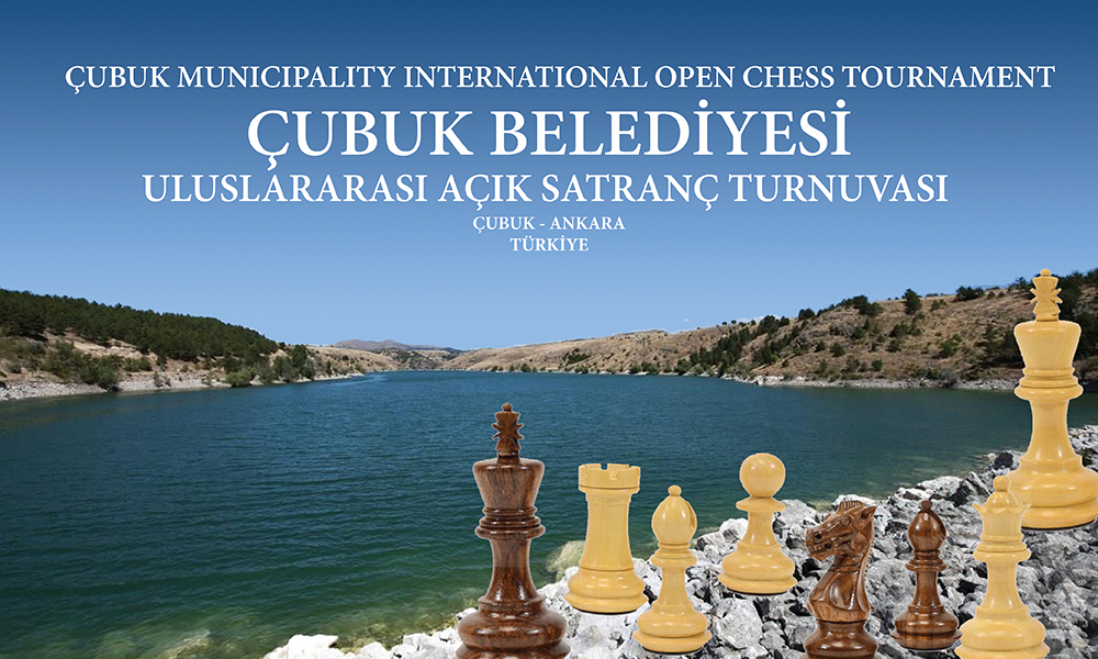 Çubuk Belediyesi Açık Satranç Turnuvası