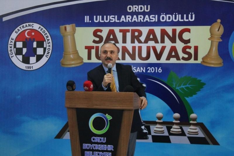 ordu buyukehir belediyesi genel sekreteri dr. mustafa copolu